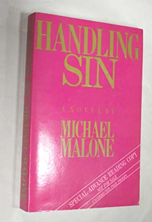 Handling Sin (ADVANCED READING COPY - UNCORRECTED PROOF)