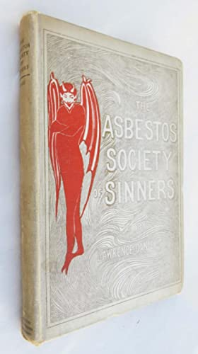 The Asbestos Society of Sinners (Oswald Train's copy with Virgil Finlay bookplate)