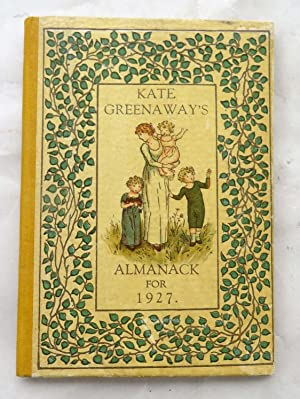 Kate Greenaway's Almanack for 1927