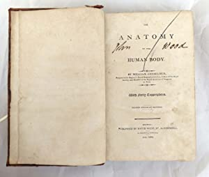 THE ANATOMY OF THE HUMAN BODY. With Forty Copperplates.
