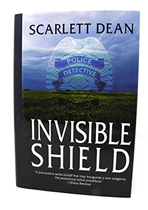Invisible Shield (Five Star First Edition Mystery) SIGNED