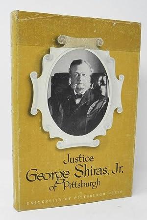 Justice George Shiras Jr. of Pittsburgh, Associate: George Shiras