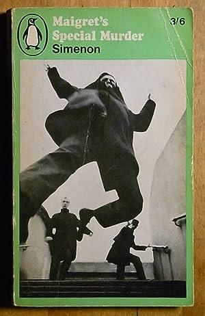 Maigret's Special Murder: Georges Simenon