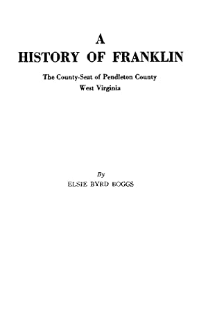 A History of Franklin; The County Seat: Boggs, Elsie
