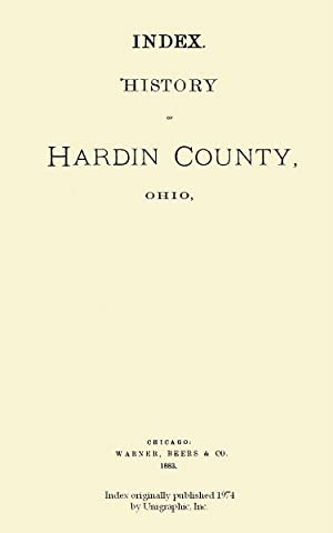 Index to Brown's 1883 History of Hardin