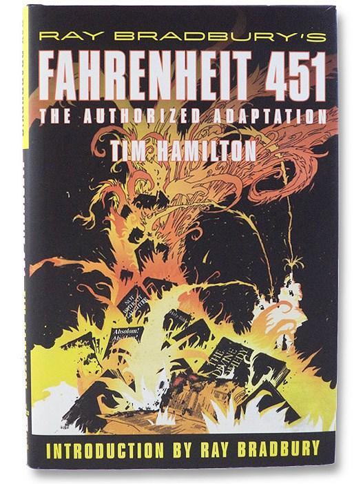 an analysis of the science fiction novel fahrenheit 451 by ray bradbury