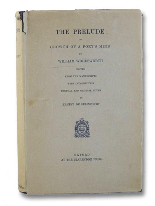 critical appreciation prelude william wordsworth Professional information about dr george h gilpin how in the prelude wordsworth had to come to terms with on critical essays on william wordsworth.
