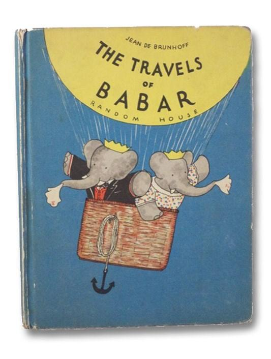 The Travels of Babar De Brunhoff, Jean Very Good Hardcover