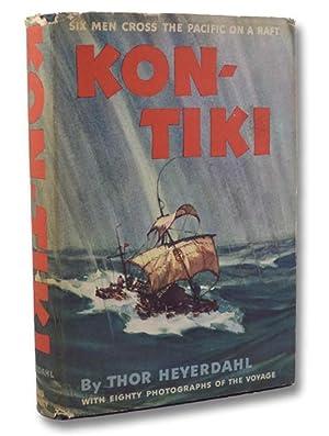 Kon-Tiki: Across the Pacific by Raft: Heyerdahl, Thor; Lyon,