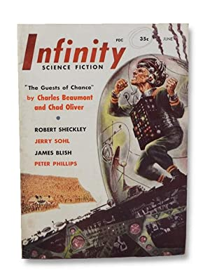 Infinity Science Fiction, June 1956 (Vol. 1,: Shaw, Larry T.