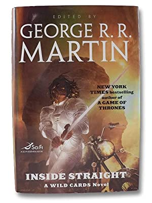 Inside Straight: A Wild Cards Novel: Martin, George R.R.;