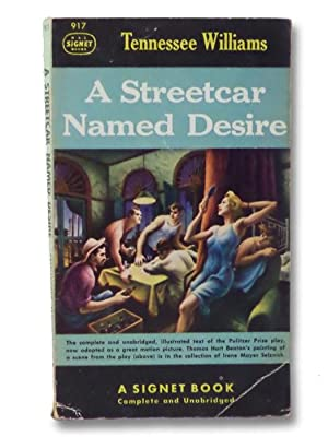 a streetcar named desire a flawed masterpiece by tennessee williams