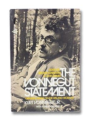 The Vonnegut Statement: Original Essays on the: Klinkowitz, Jerome; Somer,