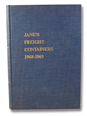Jane's Freight Containers, 1968-69: Downie, George; Kinross,