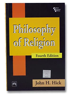 Philosophy of Religion: Eastern Economy Edition: Hick, John H.