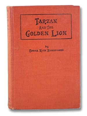 Tarzan and the Golden Lion (Tarzan Series: Burroughs, Edgar Rice