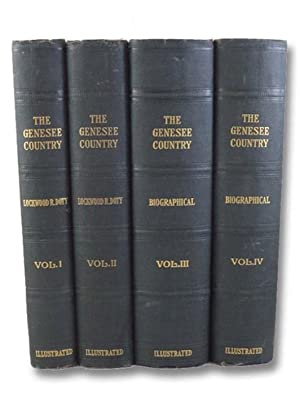 History of the Genesee Country (Western New: Doty, Lockwood R.