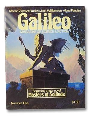 Galileo Magazine of Science & Fiction, October: Ryan, Charles C.