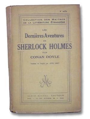 Les Dernieres Aventures de Sherlock Holmes (Collection: Doyle, A. [Arthur]