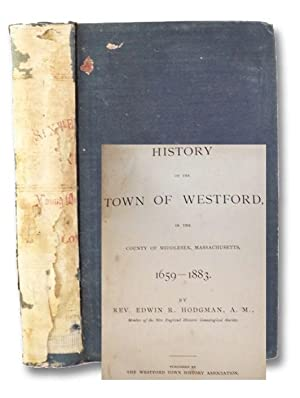 History of the Town of Westford, in: Hodgman, Edwin R.