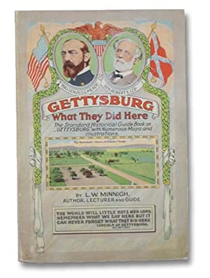 Gettysburg: What They Did Here: Profusely Illustrated: Minnigh, L.W.