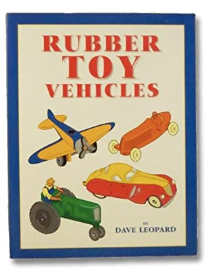 Rubber Toy Vehicles: Leopard, Dave