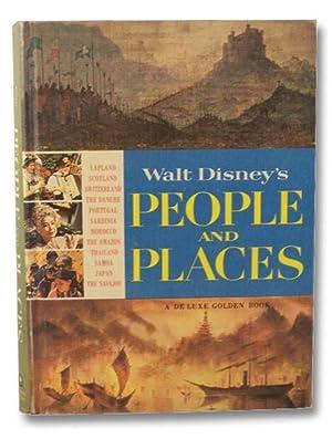 Walt Disney's People and Places: Disney, Walt; Watson,