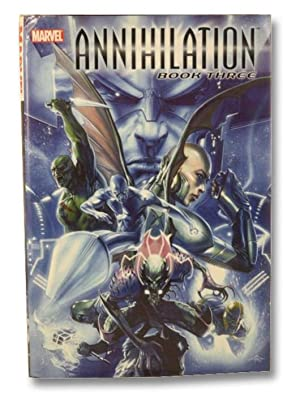 Annihilation: Book 3 (Marvel Comics)