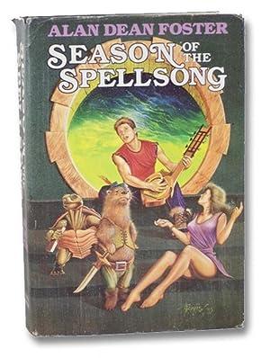 Season of the Spellsong: Spellsinger; The Hour: Foster, Alan Dean