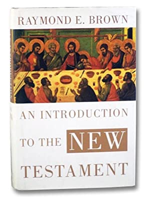 An Introduction to the New Testament (Anchor: Brown, Raymond E.