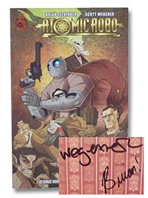 Atomic Robo, and Other Strangeness (Vol. 4)