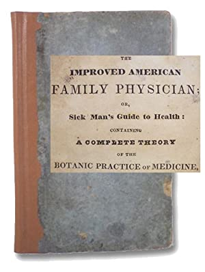 The Improved American Family Physician; or, Sick: Day, L. Meeker