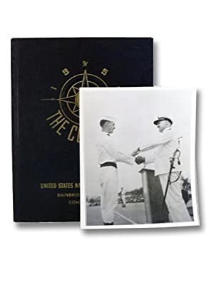 The Compass: 1955 Yearbook - Company 284,: United States Naval
