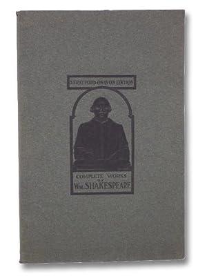 Salesman's Dummy] Complete Works of Wm. Shakespeare: Dyce, Alexander