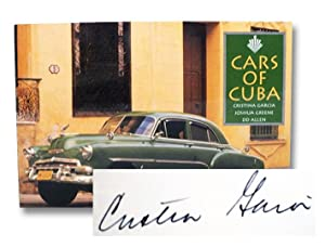 Cars of Cuba: Garcia, Cristina; Greene,