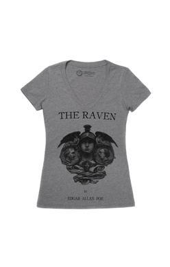 The Raven - Women's Medium (V-Neck): Out of Print
