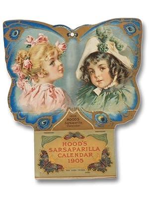 Hood's Sarsaparilla Calendar 1905: McCrellis, H.D.