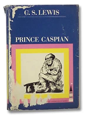 Prince Caspian (Book 2 in the Chronicles: Lewis, C.S.