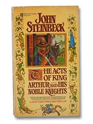 the acts of king arthur and his noble knights paolini christopher steinbeck john horton chase