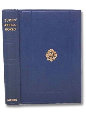 The Poetical Works of Robert Burns [Poems]: Burns, Robert; Robertson,