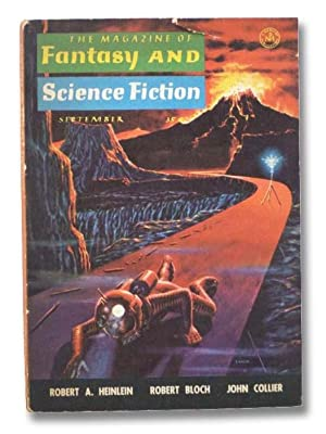 The Magazine of Fantasy and Science Fiction,: Heinlein, Robert A.;
