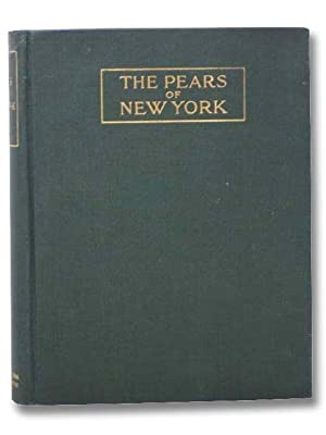 The Pears of New York (Report of: Hedrick, U.P.; Howe,