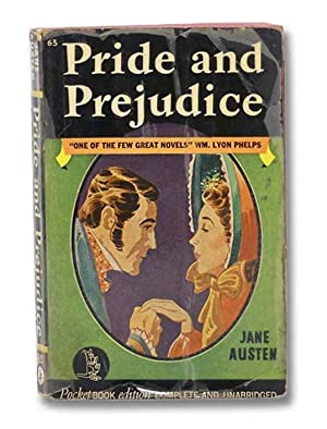 Pride and Prejudice (Wartime Edition, 1941 Printing): Austen, Jane