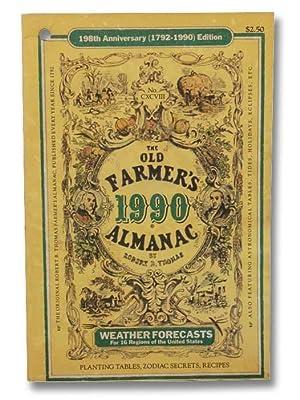 The Old Farmer's Almanac, 198th Anniversary (1792-1990): Thomas, Robert B.