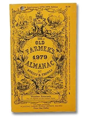The Old Farmer's Almanac, 187th Anniversary (1792-1979): Thomas, Robert B.