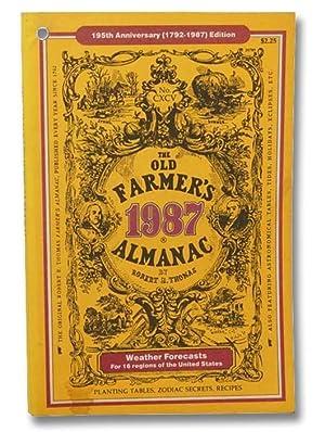 The Old Farmer's Almanac, 195th Anniversary (1792-1987): Thomas, Robert B.