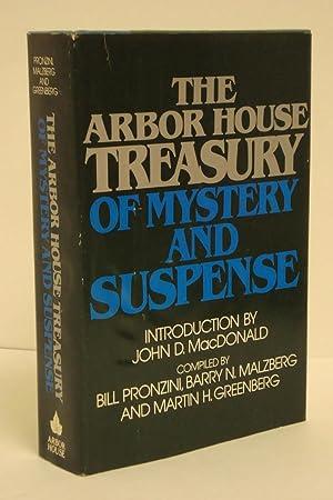 The Arbor House Treasury of Mystery and: Pronzini, Bill; Malzberg,