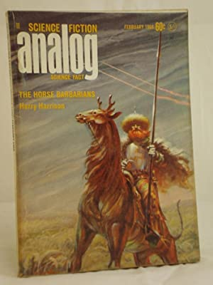 Analog: Science Fiction and Fact - February: Harrison, Harry; Anderson,