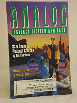 Analog: Science Fiction and Fact - March 1997
