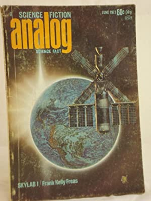 Analog: Science Fiction and Fact - June 1973
